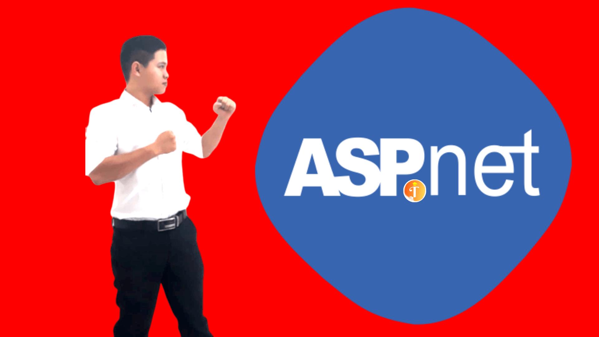 Khóa học lập trình asp.net tại đà nẵng