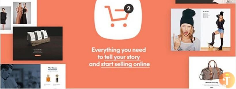 Shopkeeper - Theme WordPress bán hàng